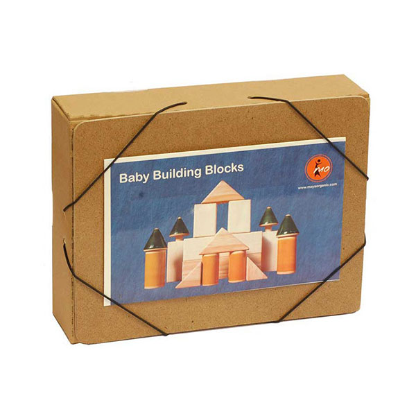 K S G Baby Building Blocks - Wooden Toy